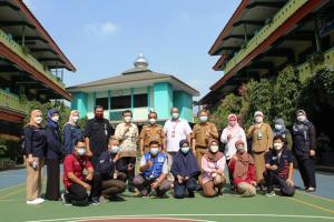 Foto Bersama dengan Direktur P2PTVZ Kemenkes